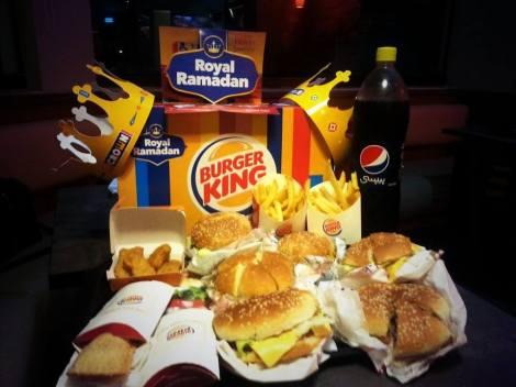 Burger King Royal Ramadan Deal